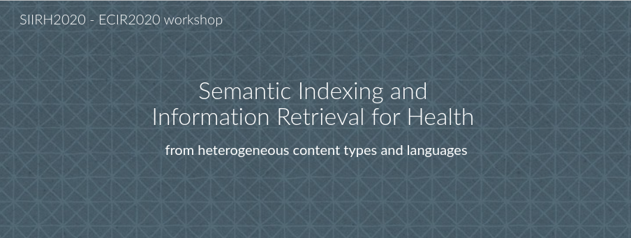 Semantic Indexing and Information Retrieval for Health